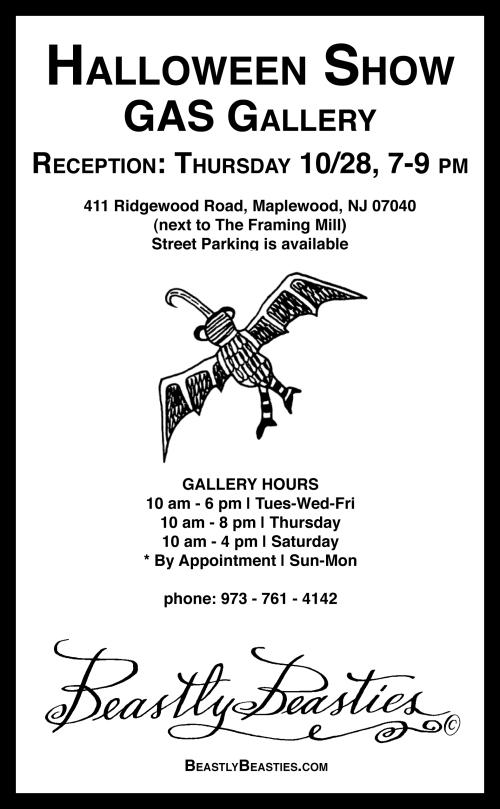 Halloween Show Gas Gallery 2010